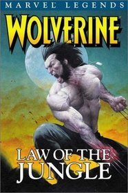 Wolverine Legends, Vol. 3: Law of the Jungle