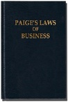 Paige's Laws of Business (free eBook)