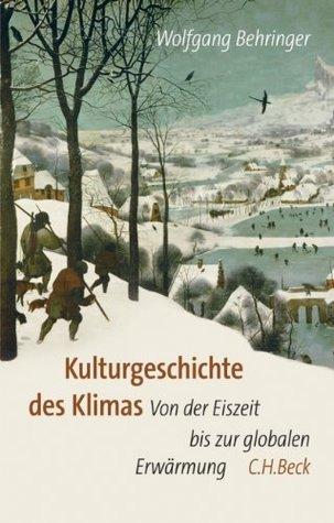 Kulturgeschichte des Klimas
