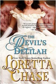 The Devils Delilah(Regency Noblemen 2)