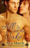 All In with the Duke (Gambling on Love, #1)