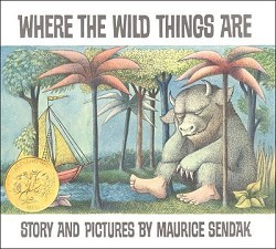 Where the Wild Things Are. Story and Pictures by Maurice Sendak