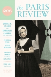 The Paris Review Issue 206