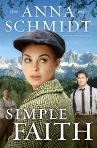 Simple Faith(Peacemakers 2) - Anna Schmidt