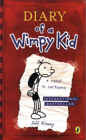 Diary of a Wimpy Kid(Diary of a Wimpy Kid 1)