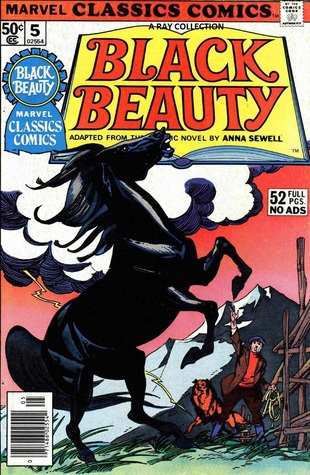 Black Beauty (Marvel Classics Comics #5)