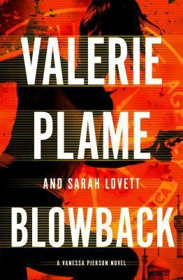 Blowback (Vanessa Pierson, #1)