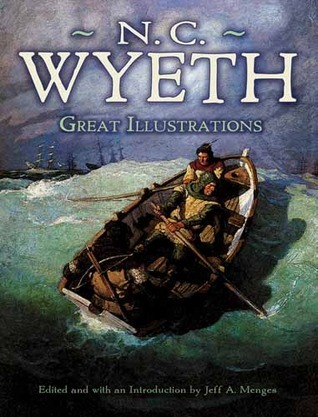 Great Illustrations by N. C. Wyeth