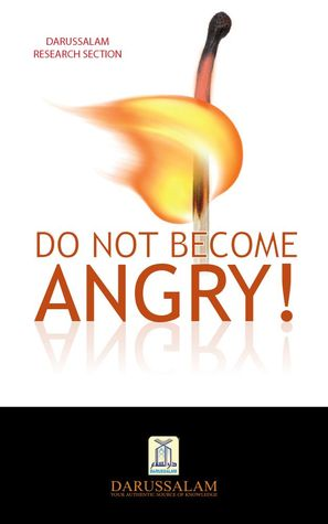 Dont Become Angry By Darussalam