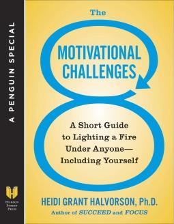 Ebook The 8 Motivational Challenges by Heidi Grant Halvorson PDF!