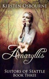 Amaryllis (Suitors of Seattle, #3)