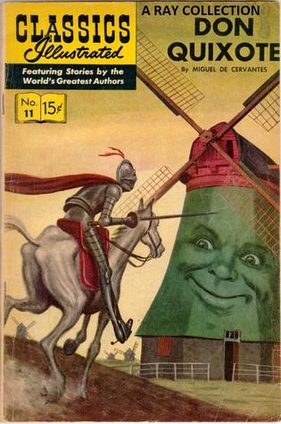 Don Quixote (Classics Illustrated 11 of 169)