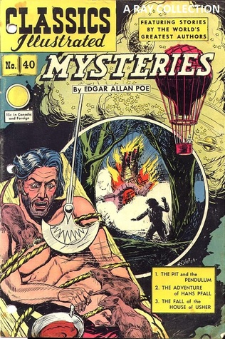 Mysteries (Classics Illustrated, #40)