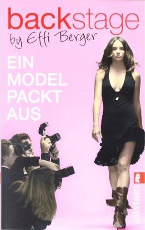 Backstage ein Model Packt Aus