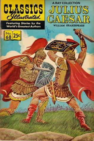 Classics Illustrated 68 of 169 : Julius Caesar