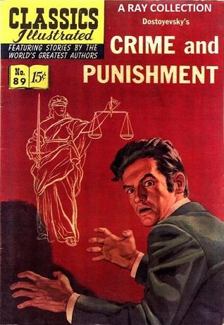 Classics Illustrated 89 of 169 : Crime and Punishment