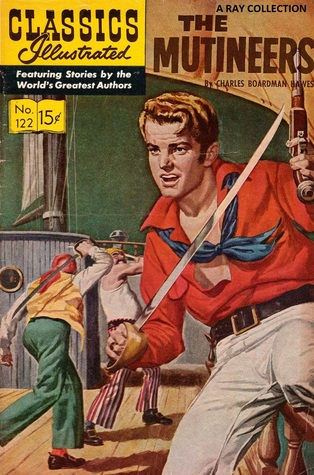 classics-illustrated-122-of-169-the-mutineers