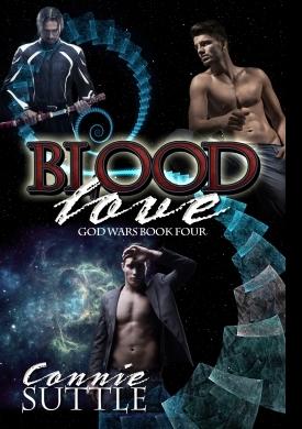 Blood Love (God Wars, #4)
