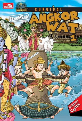 Fenomena Angkor Wat 1 (Fenomena Angkor Wat, #1)