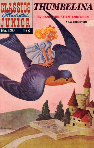 Classics Illustrated Junior 20 of 77 : 520 Thumbelina