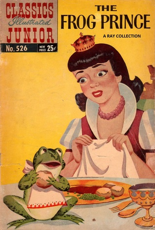 Classics Illustrated Junior 26 of 77 : 526 Frog Prince