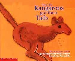 How the Kangaroos got their Tails