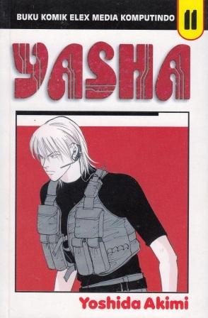 Yasha Vol. 11 by Akimi Yoshida