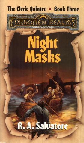 Night Masks by R.A. Salvatore