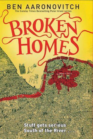 Ebook Broken Homes by Ben Aaronovitch DOC!