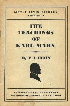 The Teachings of Karl Marx