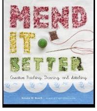 Mend It Better by Kristin M. Roach