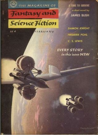 The Magazine of Fantasy and Science Fiction, February 1956 (The Magazine of Fantasy & Science Fiction, #57)
