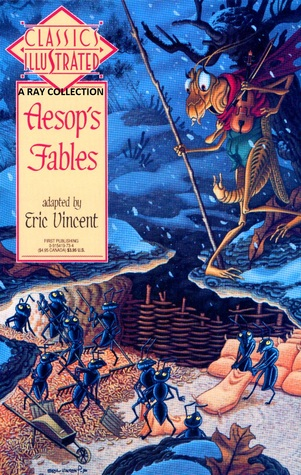 Classic Illustrated Berkley 26 Aesop's Fables
