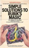Simple Solutions To Rubik's Magic