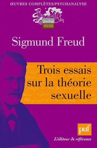 Trois essais sur la théorie sexuelle por Sigmund Freud
