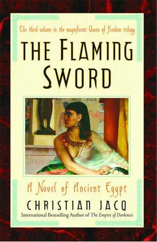 The Flaming Sword (Queen of Freedom, #3)