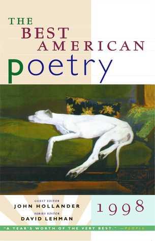 The Best American Poetry 1998