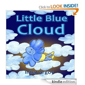 Children's book: Little Blue Cloud (Fun and Smart Children's Books Collection)