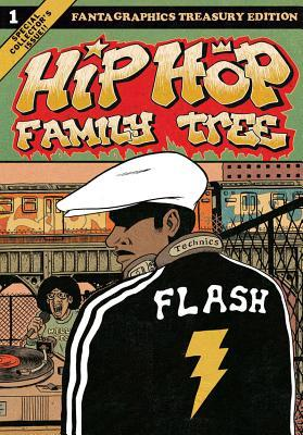 Hip hop books hip hop family tree vol 1 1970s 1981 fandeluxe