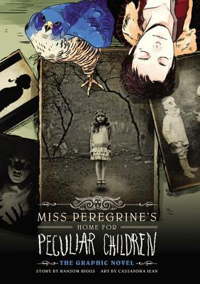Miss Peregrine's Home for Peculiar Children: The Graphic Novel (Miss Peregrine's Peculiar Children Graphic Novels, #1)