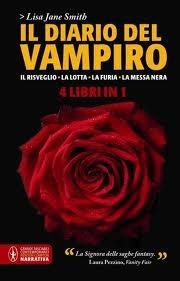 Il diario del vampiro: Il risveglio / La lotta / La furia / La messa nera
