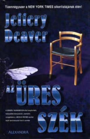 Az üres szék (Lincoln Rhyme, #3)