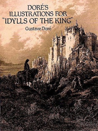 Dores Illustrations for Idylls of the King