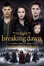 The Twilight Saga: Breaking Dawn - Part 2 Family Photo Album