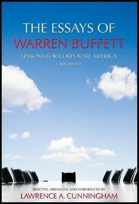 The essays of warren buffett lessons for corporate america by