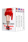 Her Billionaires: The Complete Collection (Her Billionaires, #1-4)