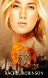Six by Rachel  Robinson