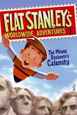 The Mount Rushmore Calamity by Sara Pennypacker