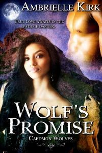 Ebook Wolf's Promise by Ambrielle Kirk DOC!