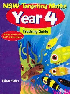 NSW Targeting Maths: Year 4 Teaching Guide